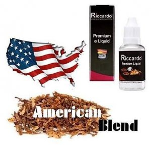 Riccardo® e-Liquid American Blend (USA)