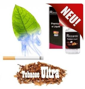 Riccardo® e-Liquid Tobacco ULTRA